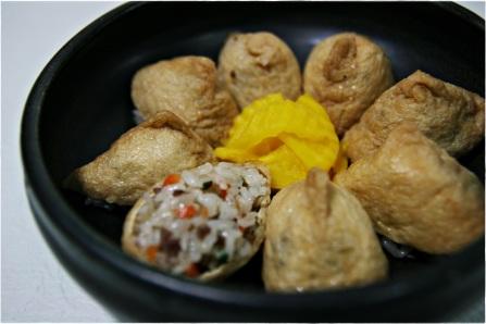 how to make fried tofu pockets
