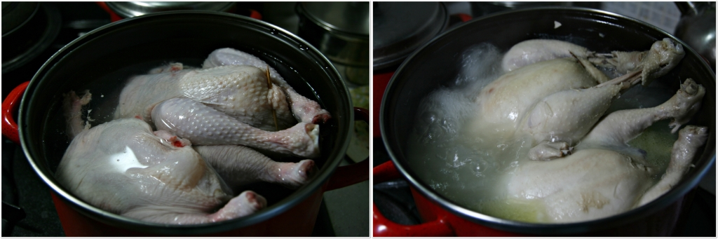 4 boiling